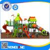 Type en de Plastic Speelplaats Equipmen van Speelplaats van het Pretpark van Wenzhou Het Binnen van de Jonge geitjes van de Speelplaats Materiële