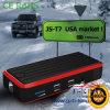 Blocco alimentatore portatile caldo del dispositivo d'avviamento di salto dell'automobile 12000mAh degli S.U.A.