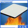 Panneau composite en aluminium à décoration ignifuge en noyau PE non combustible