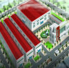 Estructura de acero Pre-Engineered Escuela edificios prefabricados