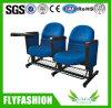 Chaise de salle de qualité avec le comprimé et le panier (OC-162)