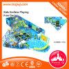 La CE aprobó los pequeños equipos de juego Laberinto Kids Indoor Zona de juegos