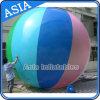 Commercial hélium ballon gonflable en PVC et coloré, ballon de plage