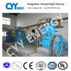 Compresor sin aceite de tres fases espeso del nitrógeno de la refrigeración por agua tres