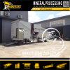 De zware Minerale Trillende Apparatuur van de Goudwinning van de Machines van het Scherm van de Trommel Alluviale