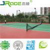 Портативный резиновый теннисный корт пол материала