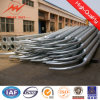 SGS aprovado Golden 5-30 M Street postes de luz solar de aço com pintura
