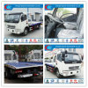130HP Dongfeng 4X2 планшетное 3ton Towing Wrecker Recovery Truck
