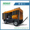 Compresor de aire móvil diesel del tornillo de la alta confiabilidad hecho en China