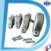 Accoppiamento capo automatico standard del tubo flessibile registrabile degli adattatori