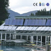 Panneau de chauffage de piscine de capteur solaire de plat plat de rendement élevé