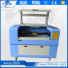 Jinan graveur laser machine de découpage à gravure laser CO2