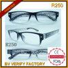 La mode de nouvelles lunettes de lecture à châssis large pour les hommes (R250)