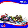 海賊船の形のNiuniuの子供の屋内運動場