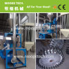 Fresadora reciclada industrial del polvo plástico