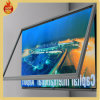 AluminiumFrame Waterproof Advertizing Light Box für Airport