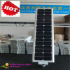 Outdoor solare Lighting, All in Un Solar LED Light con Solar Panel, Palo