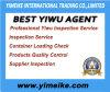 De professionele Controle van de Lading van de Container van de Dienst van de Inspectie Yiwu