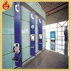 空港公共アルミニウム電話ボックス
