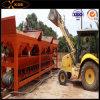 15ton/Hour mobiele het Mengen zich van het Asfalt Installatie voor de Aanleg van Wegen