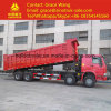 HOWO A7 8*4 12 Wheeler Dump Truck for Sale clouded
