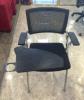 회의실 의자