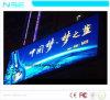 Muestra de los productos P10 LED de la alta calidad, visualización de LED al aire libre