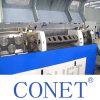 CNC Draad van het Staal van Controle de Volledige Automatische 3-12 mm en het Versterkte Rechtmaken van Staven en Scherpe Machine met Hoge snelheid 180m/Min