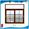 Reticolato di zanzara di alluminio garantito qualità della finestra di scivolamento