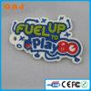 Etiquetas fuertes impermeables de la etiqueta engomada del PVC