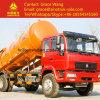 fäkaler Abwasser-LKW der Absaugung-4X2 mit Italien-Vakuumpumpe kleines 5000L