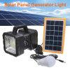 キャンプする太陽Power/USB再充電可能なLEDの懐中電燈軽いランタンランプをハイキングする