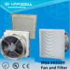 Power Ball Bearing gran ventilador axial con Fitler (FK5529)
