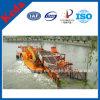 Totalmente automático de limpieza del río /Cosechadora de malezas acuáticas