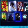 アニメーションLEDの水晶ライトボックス