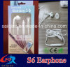 S6 Hoofdtelefoon van de Hoofdtelefoon van de Oortelefoon de Stereo met de Kabel Verre Mic Earbuds van de Draad voor de Melkweg van Samsung S6 G9200 S6