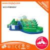 Château gonflable de rebond de jouet des plus défunts enfants