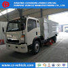 HOWO promotionnel 4X2 route de lavage haute pression et de balayer les camions Réservoir vide