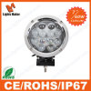 12V/24V 60W LED Work Lights 7inch Work Lamps LED Driving Light voor Tractors, ATV, UTV, SUV
