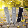 30W Solarstraßen-Straßenlaterne-integriertes Straßenlaternedes licht-LED