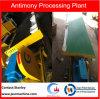 Antimon-Verarbeitungsanlage-Rüttler-Tabelle