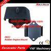 Onderstel van de Motor van de Delen van het graafwerktuig 6bg1 het Rubber