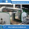 Novo design da máquina de pirólise extrai o óleo combustível a partir de resíduos plásticos
