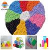 PE Kleur Masterbatch voor HDPE Plastic het Winkelen Zakken/Vuilniszakken/Films/Pijpen