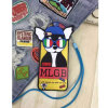 Caja encantadora del teléfono del silicio del perro de Italia para el iPhone 6plus