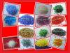 Het Decoratieve Verbrijzeling Gekleurde Glas van de vloer