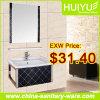 Module de salle de bains moderne de vente chaud de Fashional du Module 2015 d'évier de salle de bains d'acier inoxydable nouveau