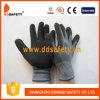 Смешанные Bamboo Перчатки Работы Вкладыша Волокна (DNL318)