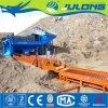 Marchés outre-mer à l'exportation de la machine Julong Gold Mining sur des terres de la machine