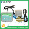 2 путь утечки воды охранной латунный обратный клапан для обнаружения утечки воды